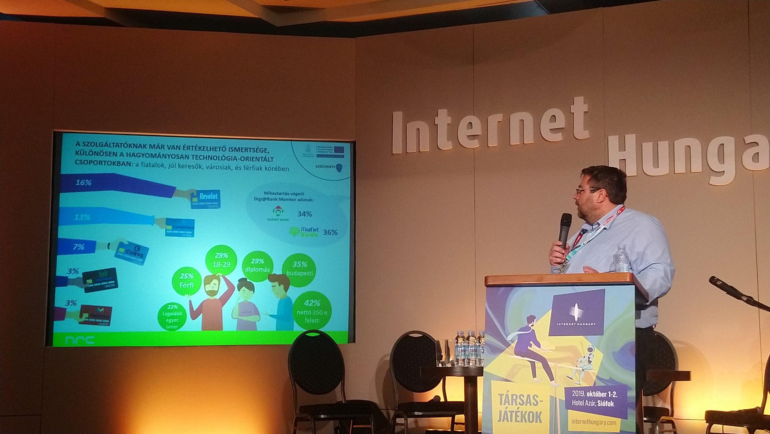 Molnár Zoltán (NRC) előadása az Internet Hungary-n