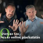 20 ÉVES AZ NRC, 20 ÉVES AZ ONLINE PIACKUTATÁS
