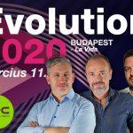 EVOLUTION KONFERENCIA: HÁROM NRC ELŐADÁS